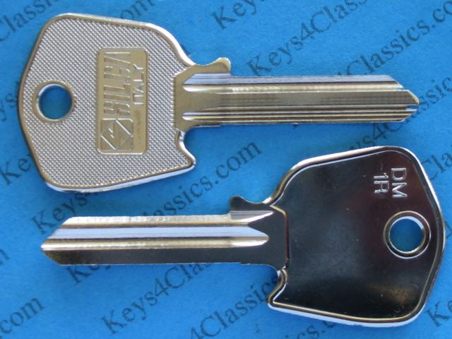 Quality Keys For Triumph 1970s